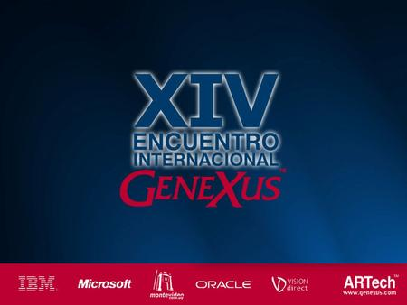 GeneXus & Mobile Application: presente y futuro