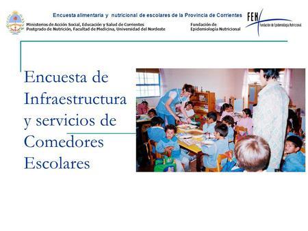 Encuesta antropom trica encuesta alimentaria y nutricional for Comedores escolares en colombia