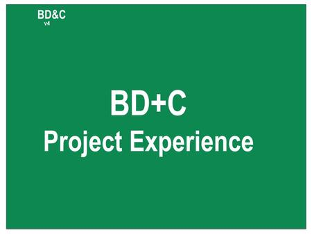 BD&C BD+C Project Experience v4. www.greenlivingprojects.com Introducción Project Experience LEED AP BD+C Prerrequisitos y Créditos Project Experience.