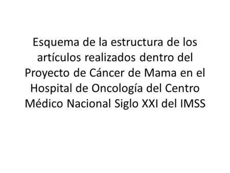 Centro Mamario Hospital Universitario Austral