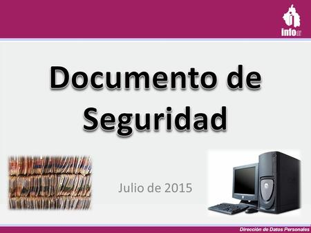 Taller de Documento de Seguridad