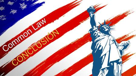 conclusion of common law The scarcity of cisg-related case law from common law countries has  of the  treaty and the circumstances of its conclusion to determine the.