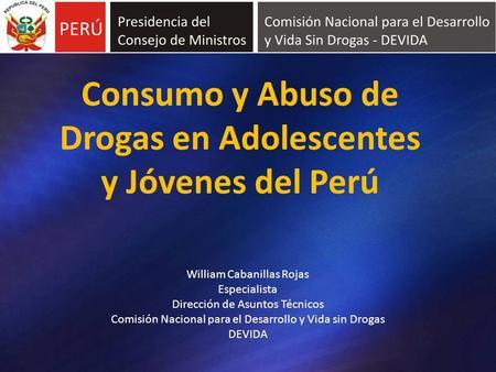 Abuso de drogas entre padres y adolescentes