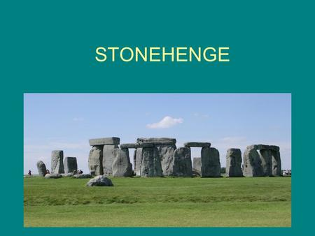 STONEHENGE. Characteristics It is located in Wiltshire, England. It is a monument built in the Neolithic and Bronze Age.Neolithic Bronze Age. Stonehenge.