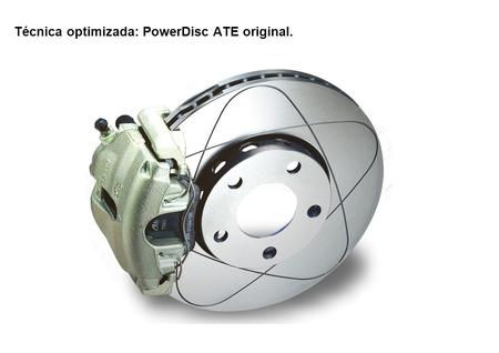 Técnica optimizada: PowerDisc ATE original.