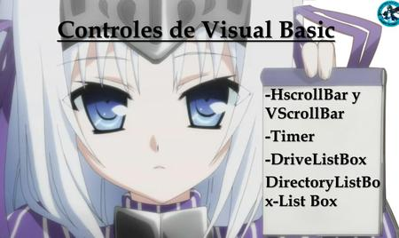 Controles de Visual Basic
