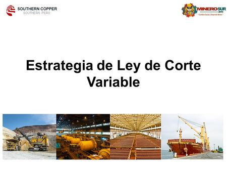 Estrategia de Ley de Corte Variable