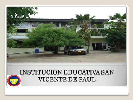 INSTITUCION EDUCATIVA SAN VICENTE DE PAUL. RENDICION DE LA GESTION DESDE EL AREA DE EDUCACION FISICA RECREACION Y DEPORTES. DOCENTES DE BASICA SECUNDARIA.