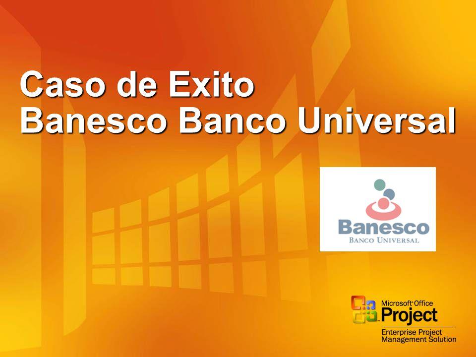 Banesco Banco Universal es un banco que se especializa en servicios financieros.