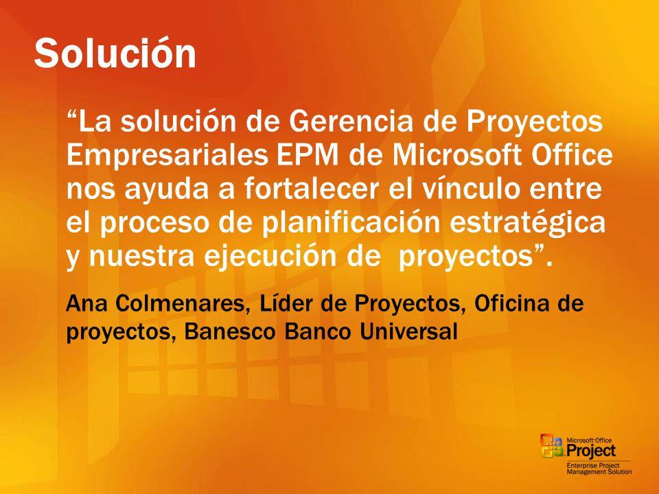 Gerencia Empresarial de Proyectos Plataforma Integral EPM Gestión Colaborativa Inteligencia de Negocios CRM Otros Sistemas de Negocios RRHH ERP Presupuestos