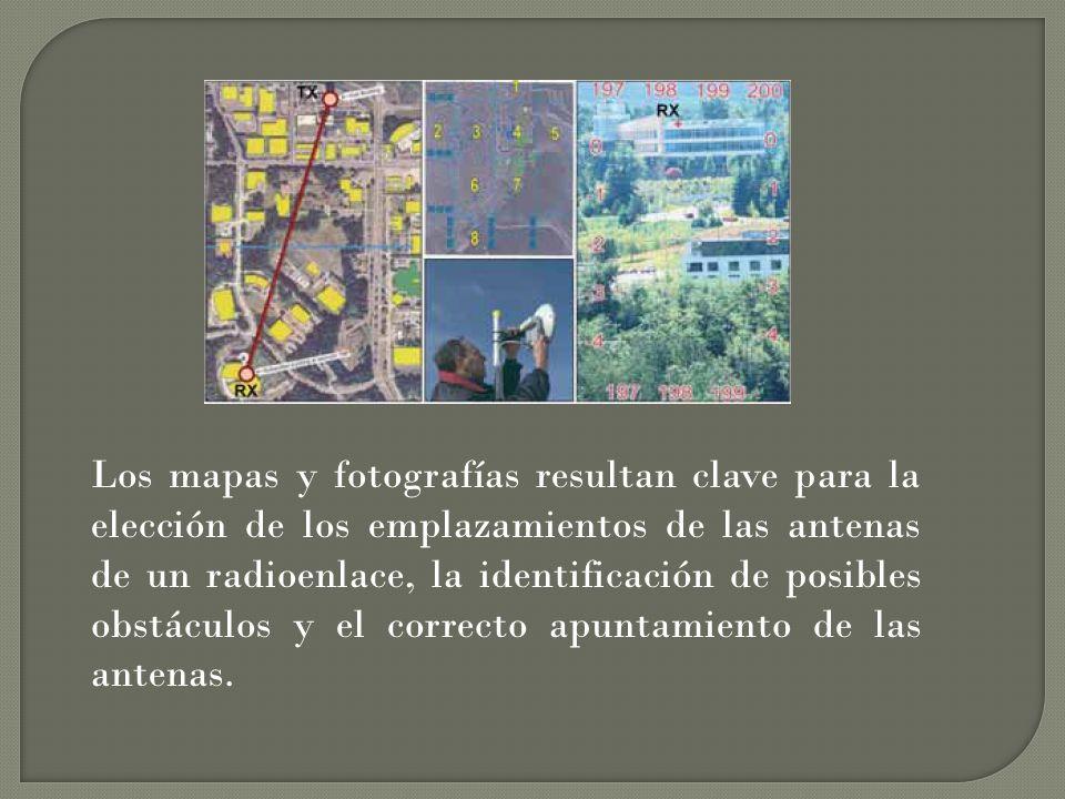 La utilización de aplicaciones informáticas de simulación con cartografías digitales del terreno y de los edificios constituye una potente herramienta de ayuda en la planificación.