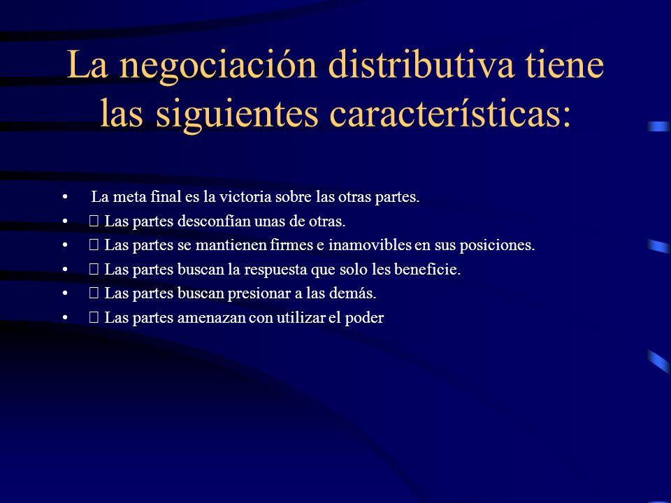 CLAVES PARA CREAR RESULTADOS DEL TIPO GANAR / GANAR No suponga que conoce todas las necesidades de su contraparte.