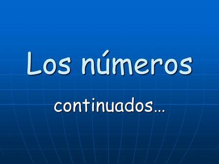 21 in spanish veinte y uno mili