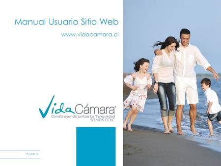 Manual Usuario Sitio Web