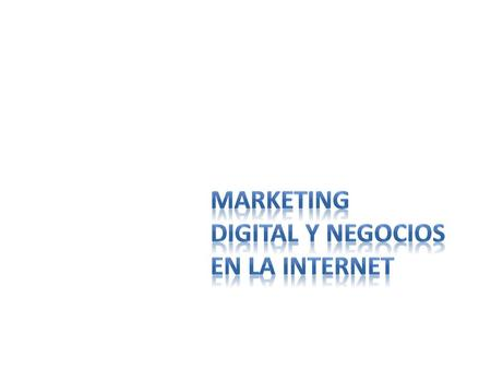 MERCADEO ELECTRÓNICO – Posicionamiento SEM y SEO SEM: Search Engine Marketing SEO: Search Engine Optimization.
