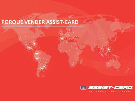 PORQUE VENDER ASSIST-CARD