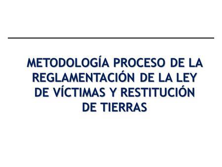 Diagrama ruta nivel general asistencia reparaci n atencion for Direccion de ministerio de interior y justicia
