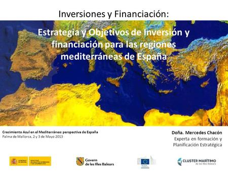 Inversiones y Financiación: