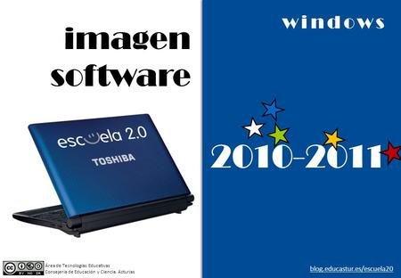 imagen software windows blog.educastur.es/escuela20