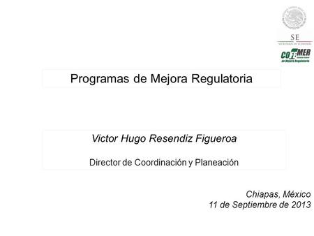Programas de Mejora Regulatoria