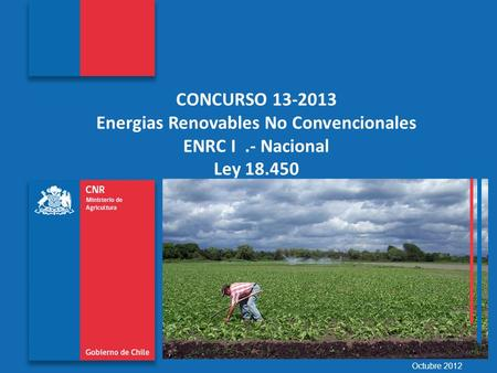 Energias Renovables No Convencionales