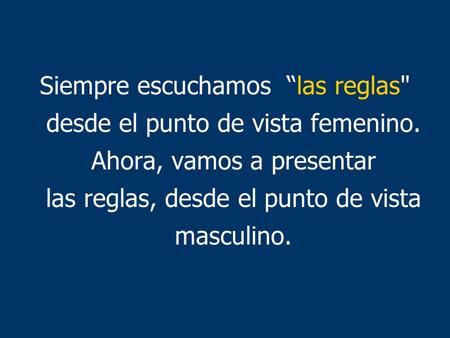 PUNTO DE VISTA FEMENINO - Relatos Porno