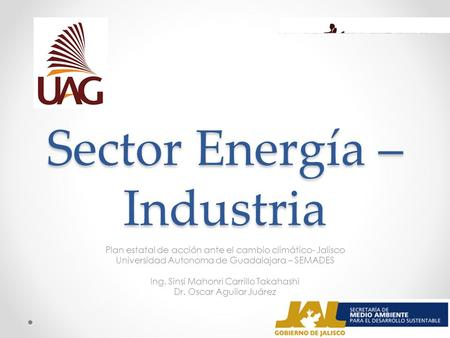 Sector Energía – Industria