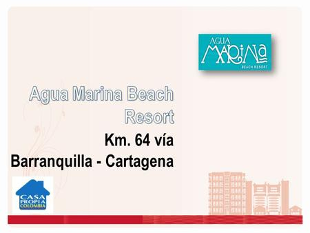 Agua Marina Beach Resort
