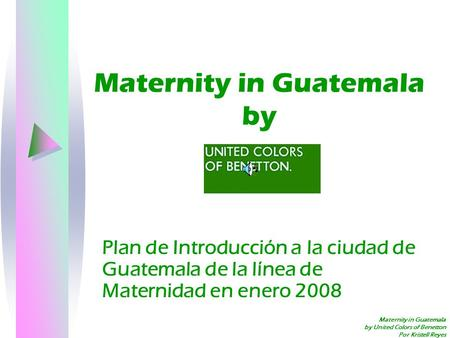 Maternity in Guatemala by