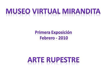 Museo virtual mirandita