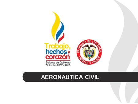 AERONAUTICA CIVIL.