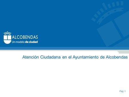 Direcci n gerencia de calidad e innovaci n xii congreso for Ayuntamiento de madrid oficina de atencion integral al contribuyente