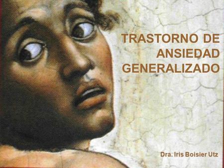 sintomas trastorno ansiedad generalizada