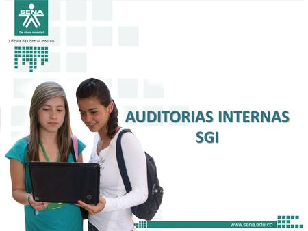 AUDITORIAS INTERNAS SGI
