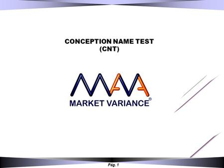 CONCEPTION NAME TEST (CNT).