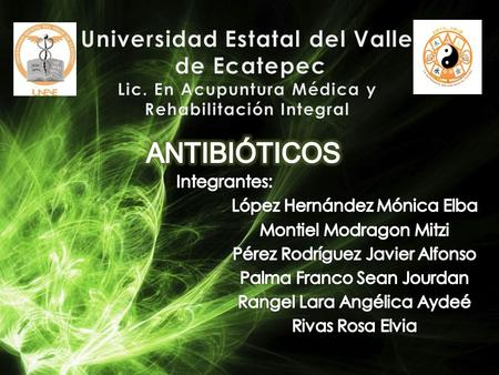 Universidad Estatal del Valle de Ecatepec Lic