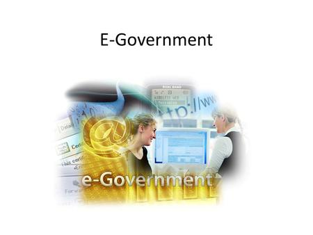 E-Government.