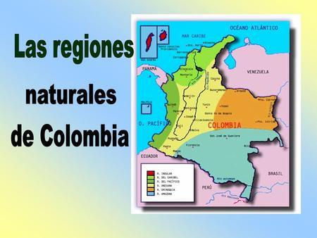 RELIEVE DE COLOMBIA  ppt video online descargar