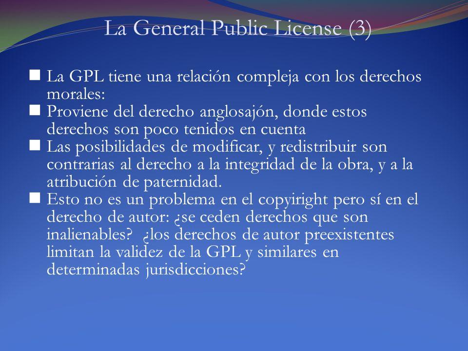 Software Libre vs.