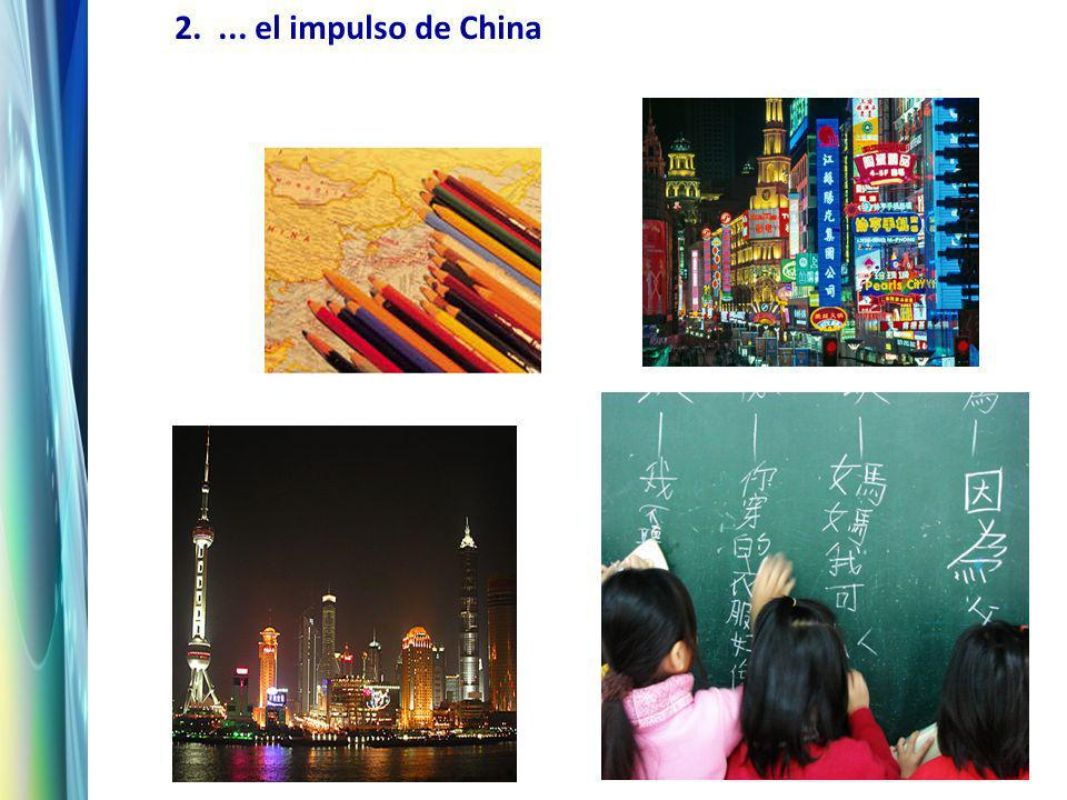 La Triple Estrategia de China 1.