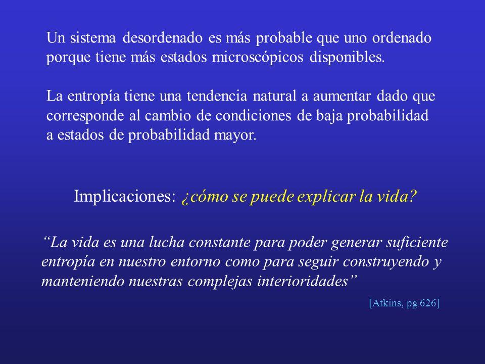 ENTROPÍAS ABSOLUTAS.3 er PRINCIPIO DE LA TERMODINÁMICA.