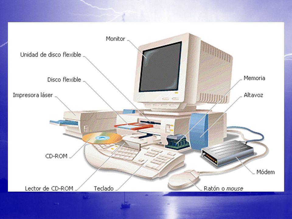 FUNCIONAMIENTO La CPU puede ser un único chip o una serie de chips que realizan cálculos aritméticos y lógicos y que temporizan y controlan las operaciones de los demás elementos del sistema.