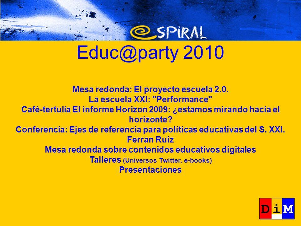 Espiral: Educación y Tecnologia www.ciberespiral.net