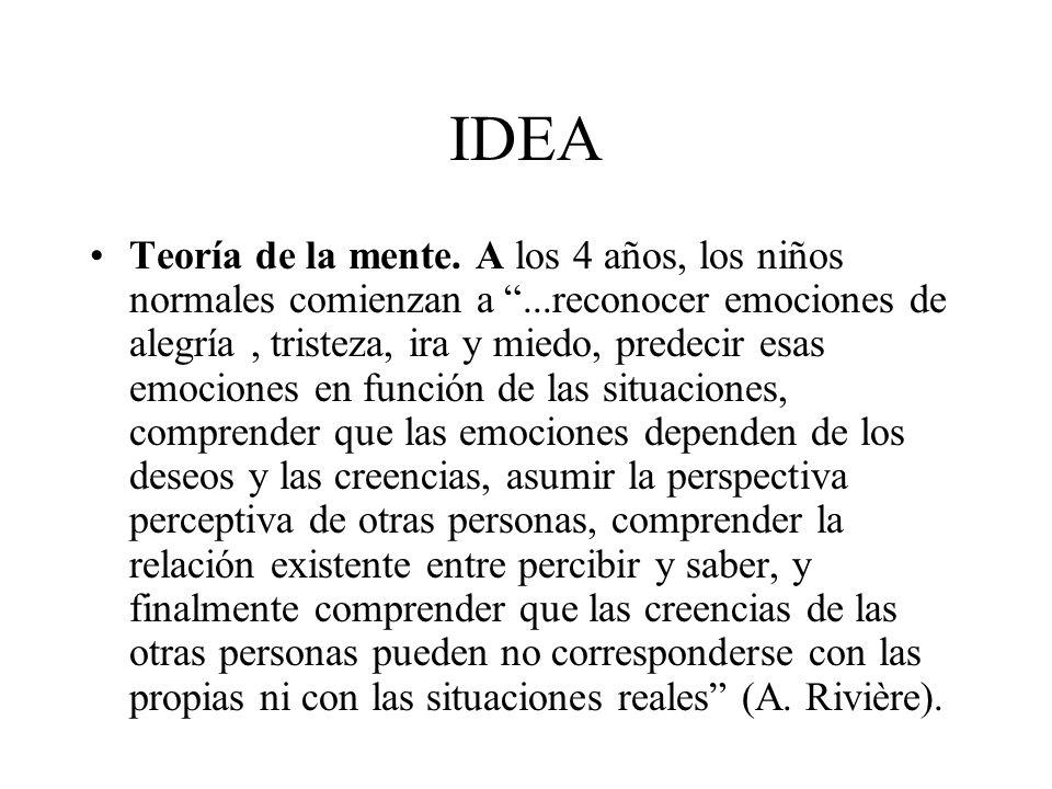 IDEA Suspensión.