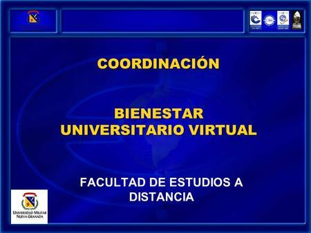 Universidad nacional de colombia sede medell n for Arquitectura tecnica a distancia