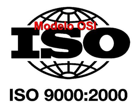 Modelo OSI. Modelo ISO En 1978, International Standards Organization (ISO) introdujo el modelo ISO para sistemas abiertos de interconexión (OSI) como.