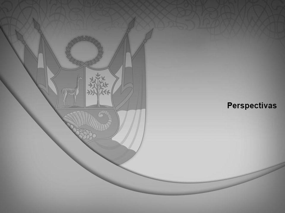 La confianza empresarial se recupera 23 PMI : Indicador de Actividad Económica (Puntos) Fuente: BCRP., Febrero 3 de 2012 Expectativa de las Economía a 3 meses (Puntos)