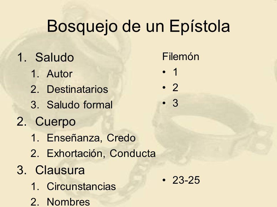 Efesios 1 - 3 Dios en Efesios