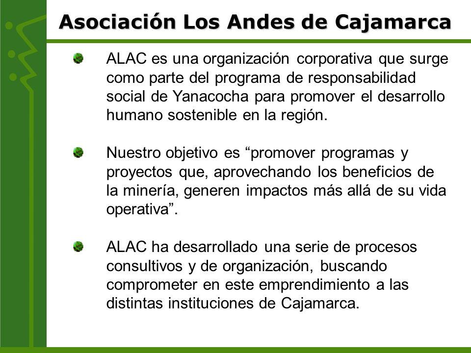 Es la productora de oro más grande de Latinoamérica, ubicada en el departamento de Cajamarca - Perú.