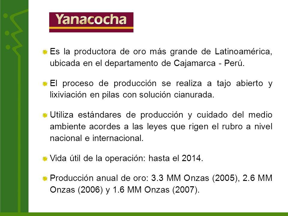Ámbito de Influencia de ALAC Región de Cajamarca, priorizando las provincias de Celendín y Cajamarca con énfasis en los distritos del ámbito de Yanacocha: Cajamarca Baños del Inca La Encañada Sorochuco Huasmín Celendín